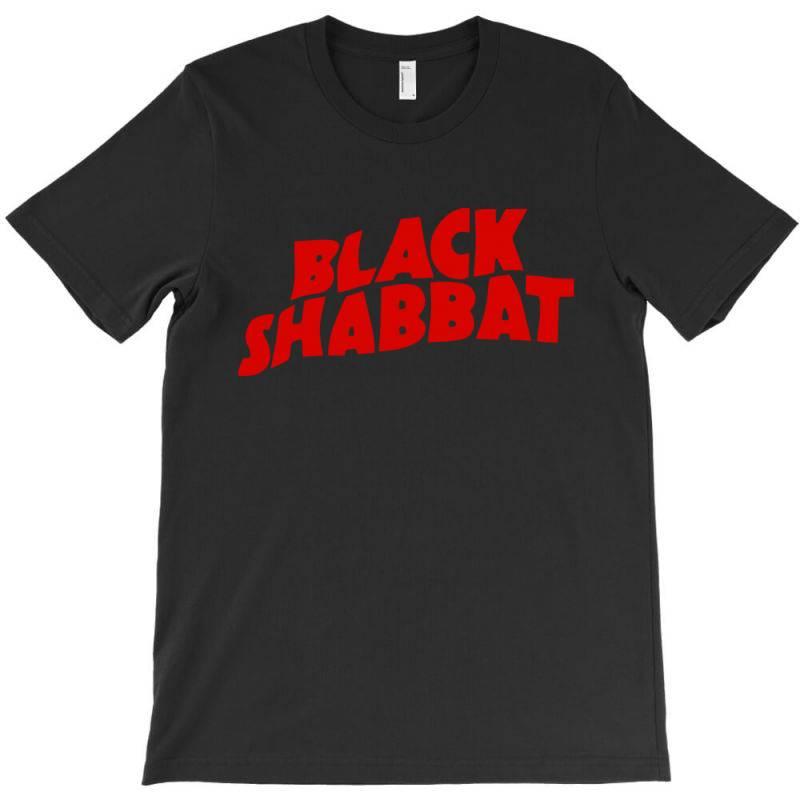 Black Shabbat T-shirt | Artistshot