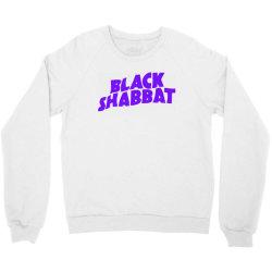 black shabbat in purple Crewneck Sweatshirt   Artistshot