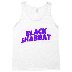 black shabbat in purple Tank Top   Artistshot