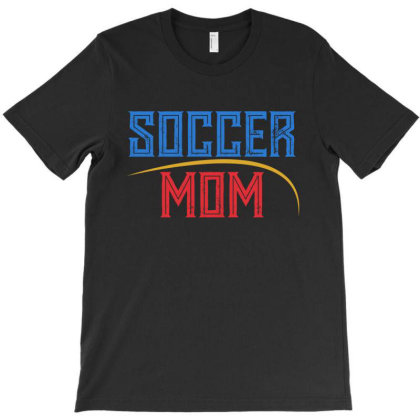 Soccermom T-shirt Designed By Mom Tees