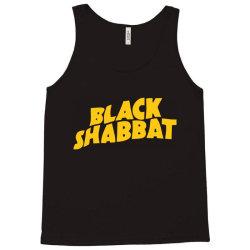 black shabbat in yellow Tank Top | Artistshot