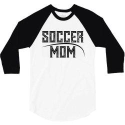 soccermom 3/4 Sleeve Shirt | Artistshot