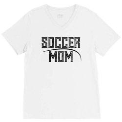 soccermom V-Neck Tee | Artistshot