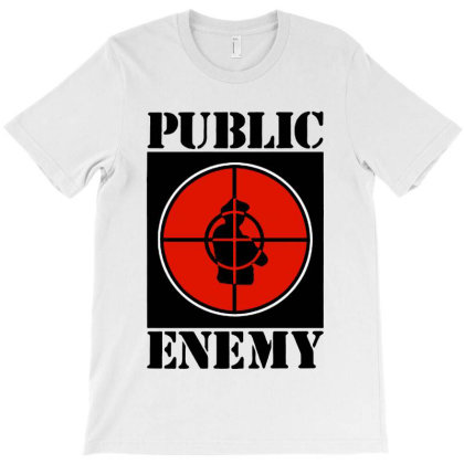 Public Enemy T-shirt Designed By Mom Tees
