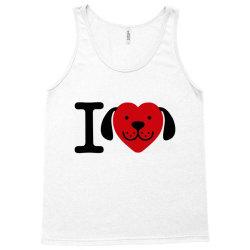 i love dogs   dog lover gift Tank Top | Artistshot