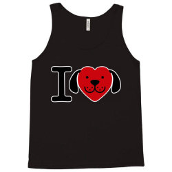 i love dogs Tank Top | Artistshot