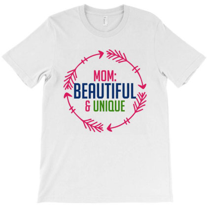 Beautiful T-shirt Designed By Mom Tees