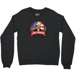 joe exotic   make america exotic again Crewneck Sweatshirt | Artistshot