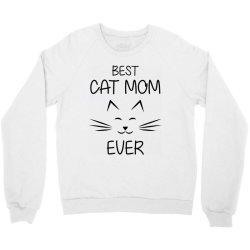 funny best cat momever Crewneck Sweatshirt   Artistshot