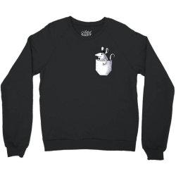 mouse pocket Crewneck Sweatshirt | Artistshot