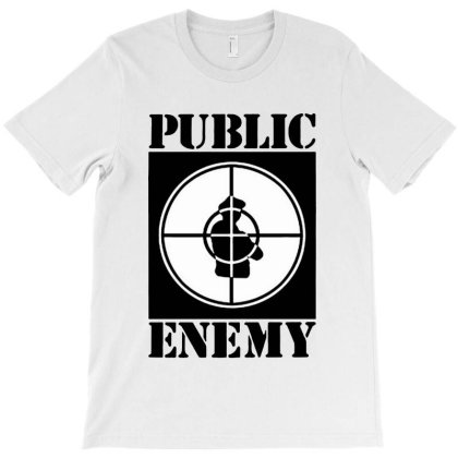 Public Enemy T-shirt Designed By Top Seller