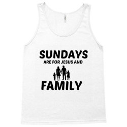 family and jesus sunday Tank Top | Artistshot