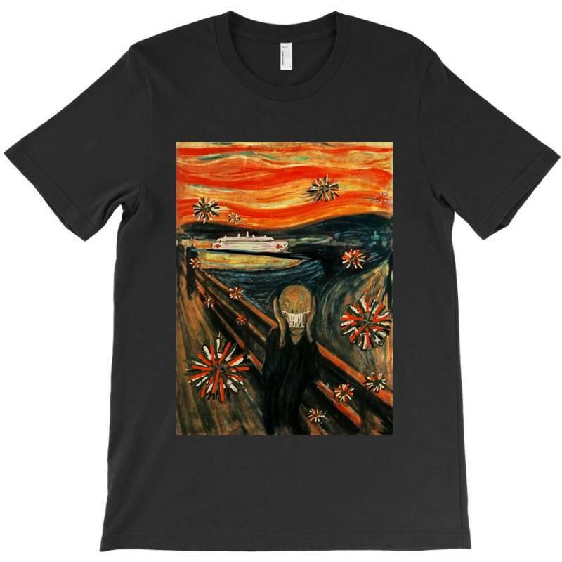 Scream T-shirt | Artistshot