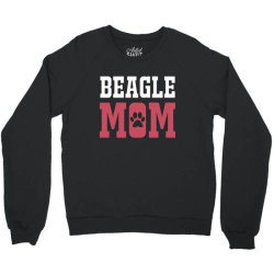 beaglemom Crewneck Sweatshirt   Artistshot