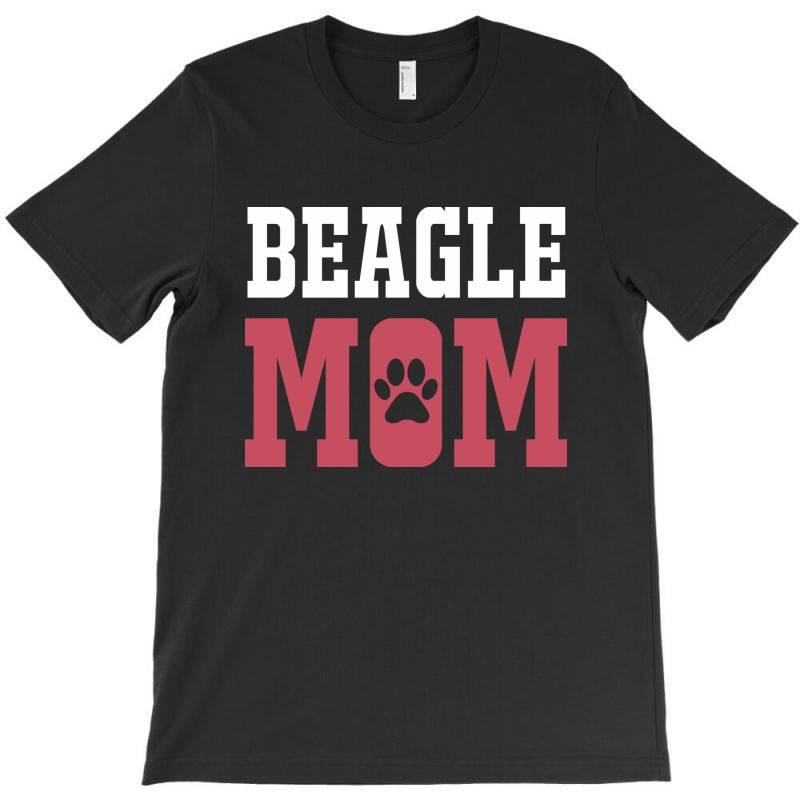 Beaglemom T-shirt   Artistshot