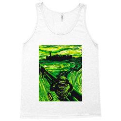 slimers scream Tank Top | Artistshot