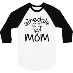 airedale 3/4 Sleeve Shirt   Artistshot