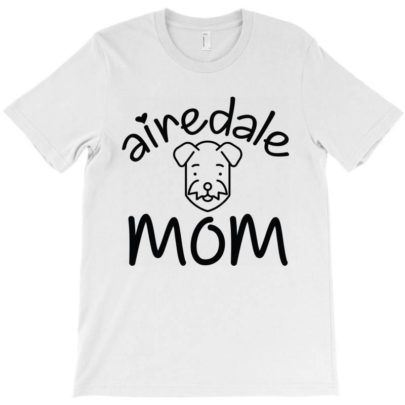 Airedale T-shirt   Artistshot