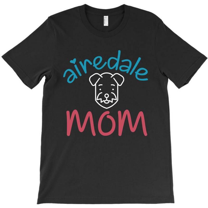Airedale T-shirt | Artistshot