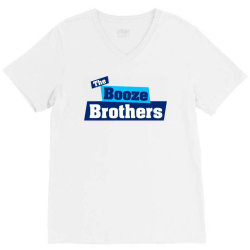 the blues brothers V-Neck Tee | Artistshot
