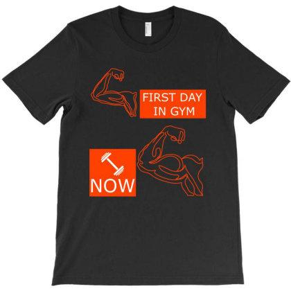 Biceps Day Motivation T-shirt Designed By .m.e.l.u.h.a. Fashion Store
