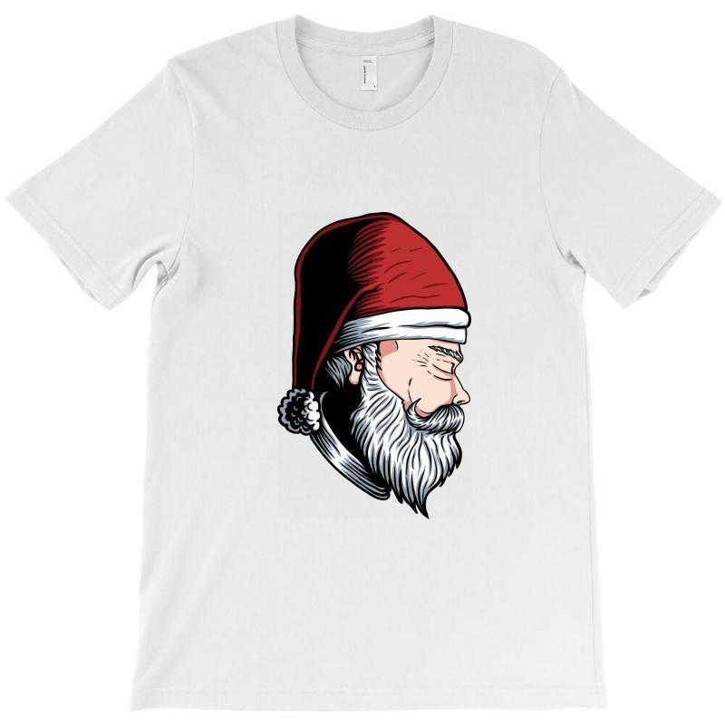 Santa Claus T-shirt   Artistshot