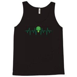 brocoli heartbeat Tank Top | Artistshot