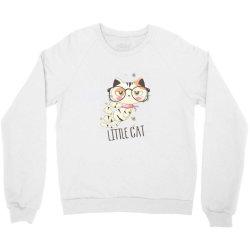 Little cat Crewneck Sweatshirt | Artistshot