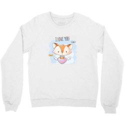 I love you Crewneck Sweatshirt | Artistshot