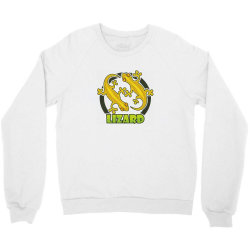 Lizard Crewneck Sweatshirt | Artistshot