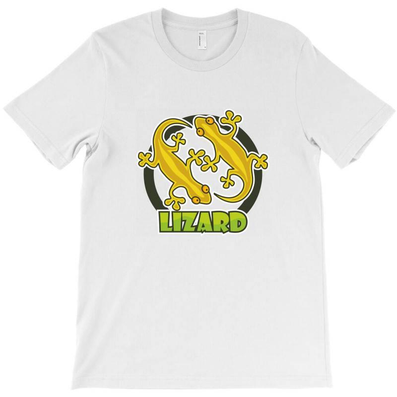 Lizard T-shirt | Artistshot