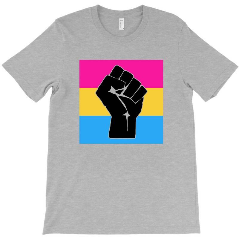 Pansexual T-shirt | Artistshot