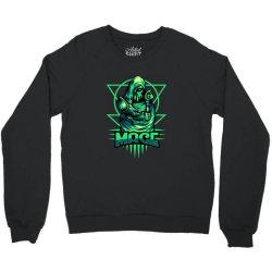 Mage skull Crewneck Sweatshirt | Artistshot