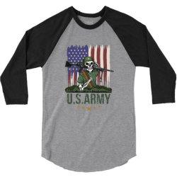 USA army 3/4 Sleeve Shirt | Artistshot