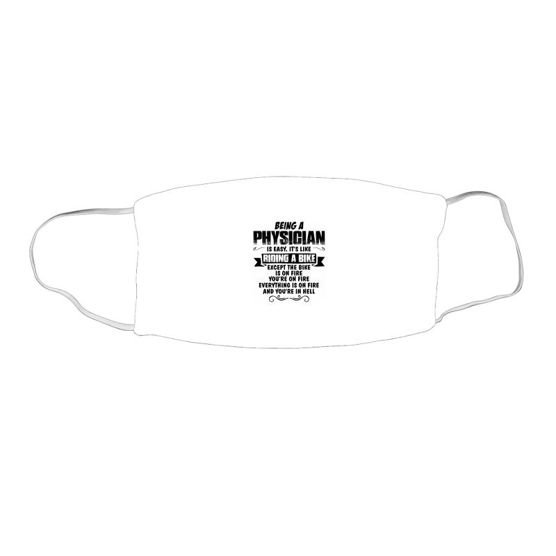 Being A Physician Copy Face Mask Rectangle | Artistshot