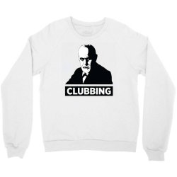 sigmund freud clubbing Crewneck Sweatshirt   Artistshot