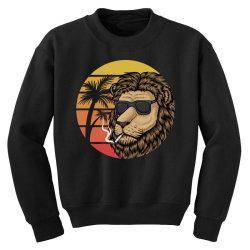 Lion Youth Sweatshirt   Artistshot