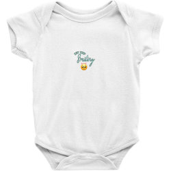 Just Keep Smiling_Sam Baby Bodysuit | Artistshot