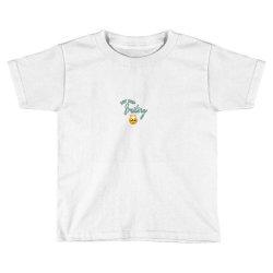 Just Keep Smiling_Sam Toddler T-shirt | Artistshot