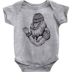 Lion Baby Bodysuit | Artistshot