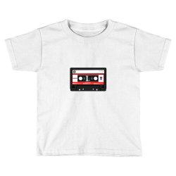 old cassette Toddler T-shirt   Artistshot