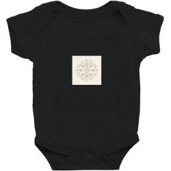 Floral Art Baby Bodysuit | Artistshot