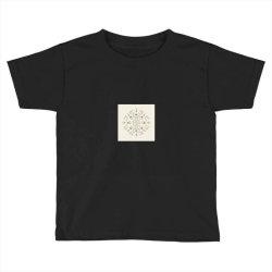 Floral Art Toddler T-shirt | Artistshot
