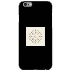 Floral Art iPhone 6/6s Case | Artistshot