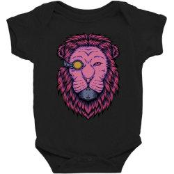 Lion Baby Bodysuit   Artistshot