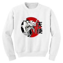 eva 01 Youth Sweatshirt | Artistshot