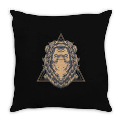 Lion Throw Pillow | Artistshot
