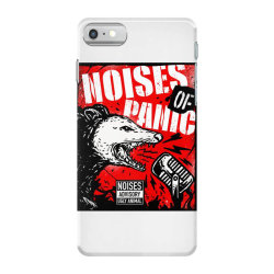 noises of panic iPhone 7 Case | Artistshot