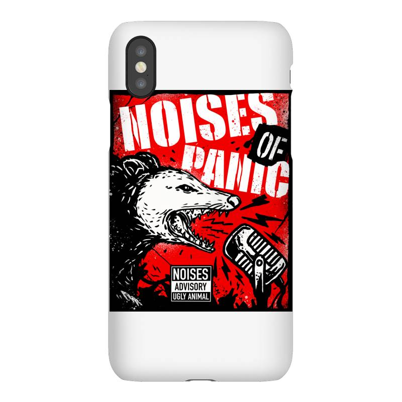 Noises Of Panic Iphonex Case | Artistshot