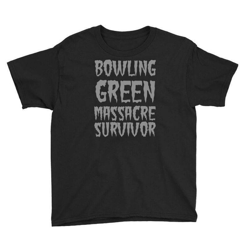 Bowling Green Massacre Survivor Youth Tee | Artistshot